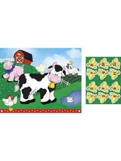 Farm Friends Barnyard Party Game Each Birthday Party Supplies