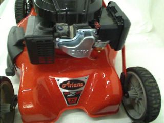 Ariens Razor 21 in Variable Speed Self Propelled Gas Walk Behind Lawn Mower