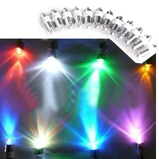 LED Party Lights Waterproof Light for Balloon Paper Lantern Wedding Decoration