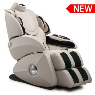 Massage Chair Osaki 7075R Zero Gravity Heated Recliner Foot Roller Therapy New