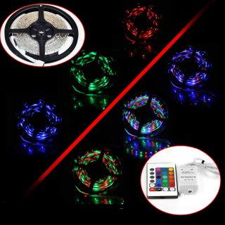 Waterproof Flexible Strip 300 LED Light