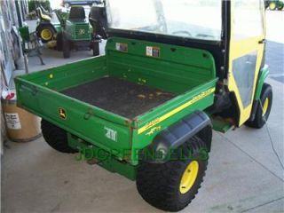 Used 2008 John Deere TS Gator with Curtis Cab 4x2