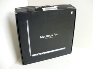 Apple MacBook Pro A1260 Laptop 2 4 GHz 2GB 200GB 15 4""