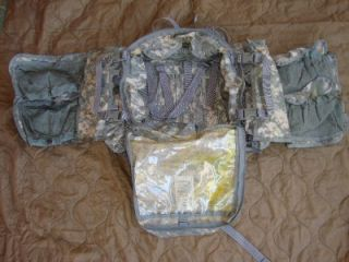 Army Military Surplus First Aid Medical Survival Kit Go Bug Out Bag Backpack Gi