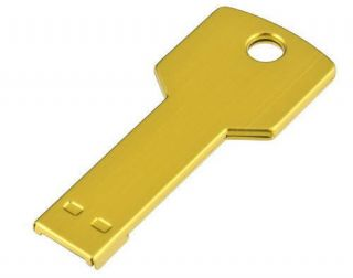 4GB 8GB 16GB 32GB USB 2 0 Metal Key Flash Memory Stick Drive Cool Thumb Design