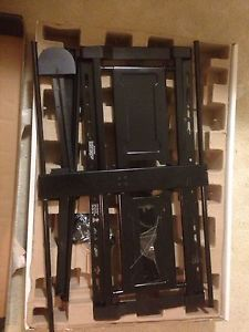 "Simplicity 37 80"" Tilt Swivel Full Motion Ultra Thin Flat TV Wall Mount SLF4 B1"