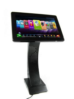 "22"" Karaoke Touch Screen Monitor Standing Model"