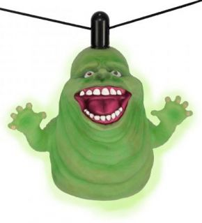 Ghostbusters Movie Floating Slimer Animated Prop Outdoor Halloween Decoration