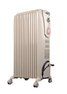 New DeLonghi TRD0715T 1500 w Watt Electric Radiator Space Heater Portable 1500W