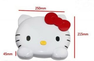 Sanrio Hello Kitty Convertable Car Meal Food Drink Tray Table for Kid Child New
