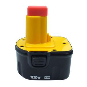 New 12 Volt 1800mAh Ni CD Power Tool Battery Pack Bateria for Dewalt XRP DC9071