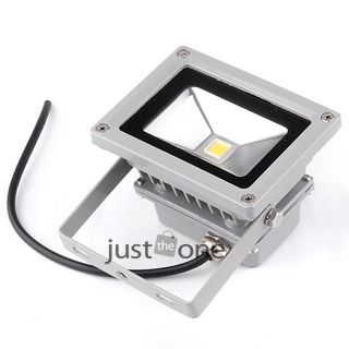 Outdoor Lighting 10W Waterproof RGB Blue Color LED Flood Light Lamp 750LM 850LM