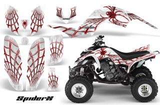 Yamaha Raptor 660 Graphics Kit Decals Stickers SXRW