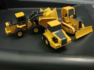 Loader Dozer Truck John Deere Toys Farm Deer New Tractor Construction 1 64 Ertl