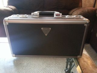Vanguard Guardforce Multi Pistol Hard Sided Gun Case