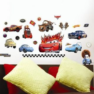 2013 New Hot Clever Removable Toy Story Wall Decal Wallpaper Art Home Decor Kid