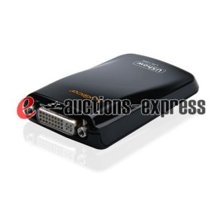 Mygica USB 2 0 to HDMI DVI VGA 1080p Display Adapter