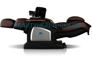 Brand New Beautyhealth BC 07DH Shiatsu Recliner Massage Chair with Built in Heat