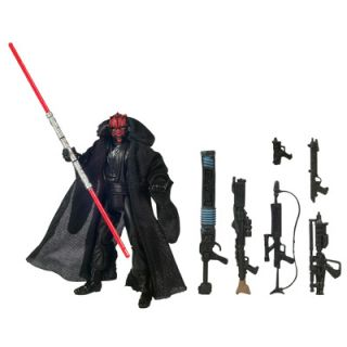 Clone Star Wars Darth Maul Action Figure Legacy 14