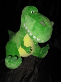 Kohls Cares Kids Rex from Toy Story Adorable Plush Stuffed Toy Excellent 11""