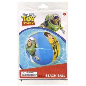 Lot 10 Disney Toy Story Buzz Woody Kids Pool Beach Ball Toy Party Favors Prizes