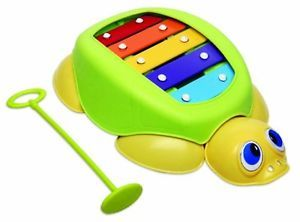 Turtle Xylophone Musical Toy Toys Kids Children Baby Sound Toddler Games Music