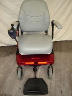 Rascal Turnabout Heavy Duty Electric Wheelchair Scooter