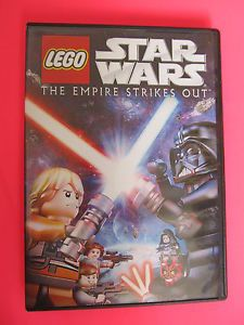 Star Wars Empire Strikes Back DVD