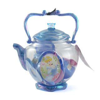 17pc Disney Princess Cinderella Girls Pretend Play Teapot Tea Party Supply Set