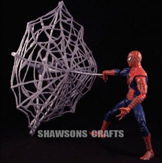 "Hasbro Marvel Spider Man Toy Ultimate Posability 8"" Action Figure"