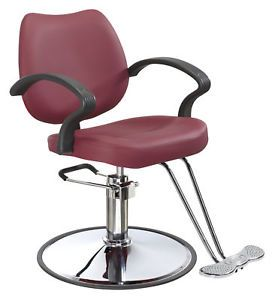 Classic Hydraulic Barber Chair Styling Salon Beauty 3J