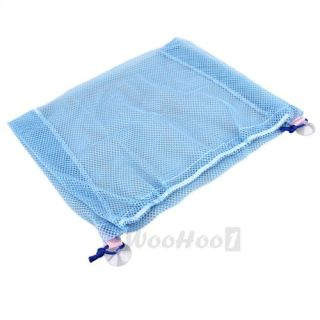Bathroom Bath Time Baby Kids Toys Net Mesh Storage Bag