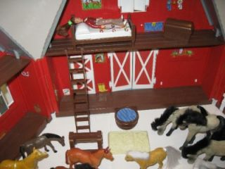 Breyer Horse Stable All Kinds of Horses Accessories Huge Lot Xmas Toy Lot