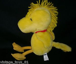 Dr Seuss Woodstock Peanut Snoopy Stuffed Animal Plush Kohl's Cares for Kids Toy