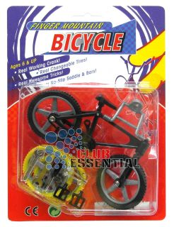 Finger Mountain Functional Bicycle Set Bike BMX Boys Girls Toy Creative Game