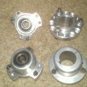 Full Set Go Kart Wheel Hub 5 8 Front 1 1 4 Rear Go Cart Wheel Hubs