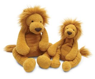 Jellycat Pelhamby Lion Medium New Stuffed Animal Plush