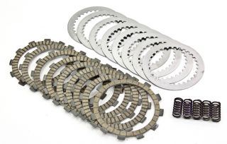 01 09 Yamaha YZ250F Hinson Racing FSC High Performance Clutch Plate Kit