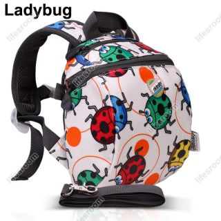 Baby Toddler Kids Keeper Nursery Safety Harness Backpack Shoulder Strap Rein Bag