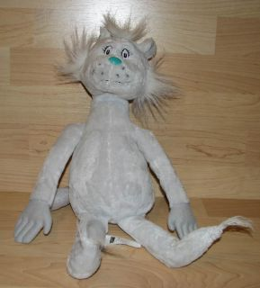 Kohl's Cares for Kids Gray Cat Dr Seuss If I Ran The Zoo Plush Stuffed Toy Kohls