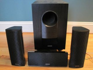 Onkyo HT R340 Home Theater Speakers