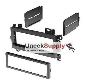 New Car Stereo Radio Dash Install Mounting Kit Plastic Installation Trim Piece