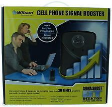 Wilson 801242 MobilePro Cell Phone Signal Booster for Car and Home Office