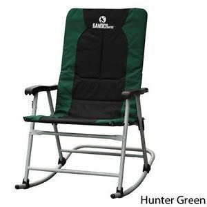 Rocking Quad XL Padded Chair