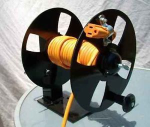 Heavy Duty Electric Cord Welding Lead Reel