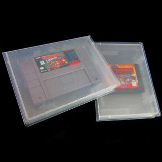 Nintendo 64 Games Cases PAL or NTSC N64 Custom Universal Game Case