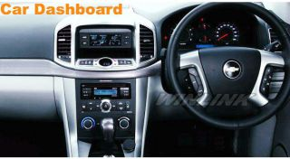 Car DVD Player GPS in Dash Navigation Navi for Chevrolet Captiva 2012