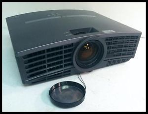 Mitsubishi XD490U DLP Multimedia Home Theater Projector 16 9 3000 ANSI Lumens
