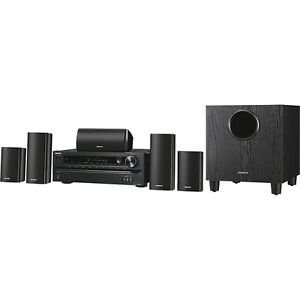 ★ New Onkyo AVX 290 5 1 Channel 3D Home Theatre Theater System Receiver Speaker