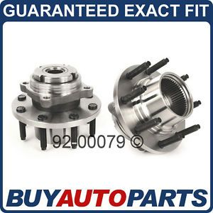 Ford F250 F350 4x4 Front Wheel Hub Bearing New 99 04